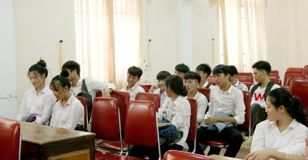 Định hướng nghề nghiệp cho HS THPT