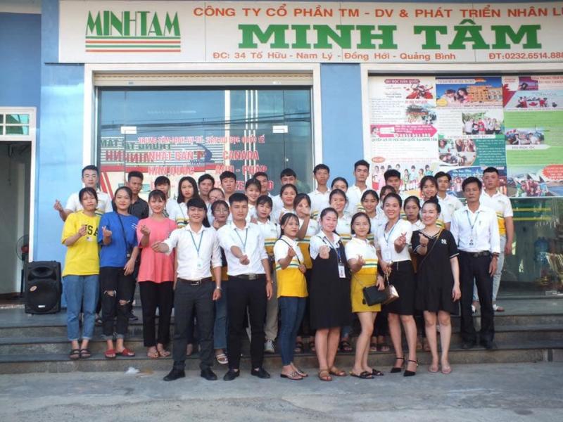 Công ty tư vấn du học Minh Tâm