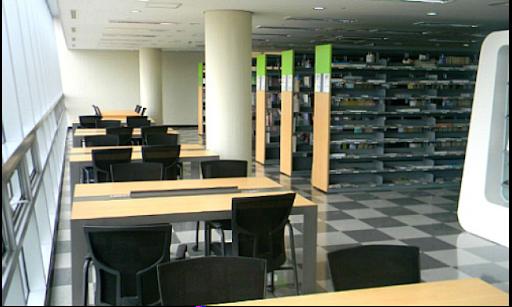 Thư viện đại học Sungkyul